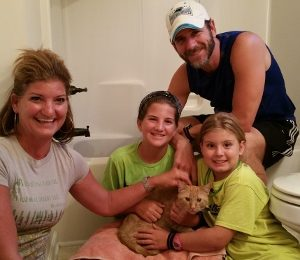 Lakes and his New Family Sept 2016